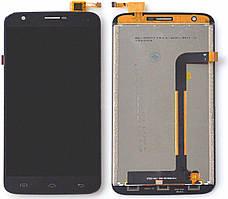 Дисплей DOOGEE Y100 Plus + Touchscreen Black