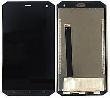 Дисплей Prestigio Muze G7 7550 + Touchscreen Black
