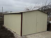 Сборный гараж для дачи