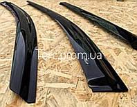 Дефлекторы окон Renault Megane III Hb 5d 2008- - Ветровики Рено Меган 3