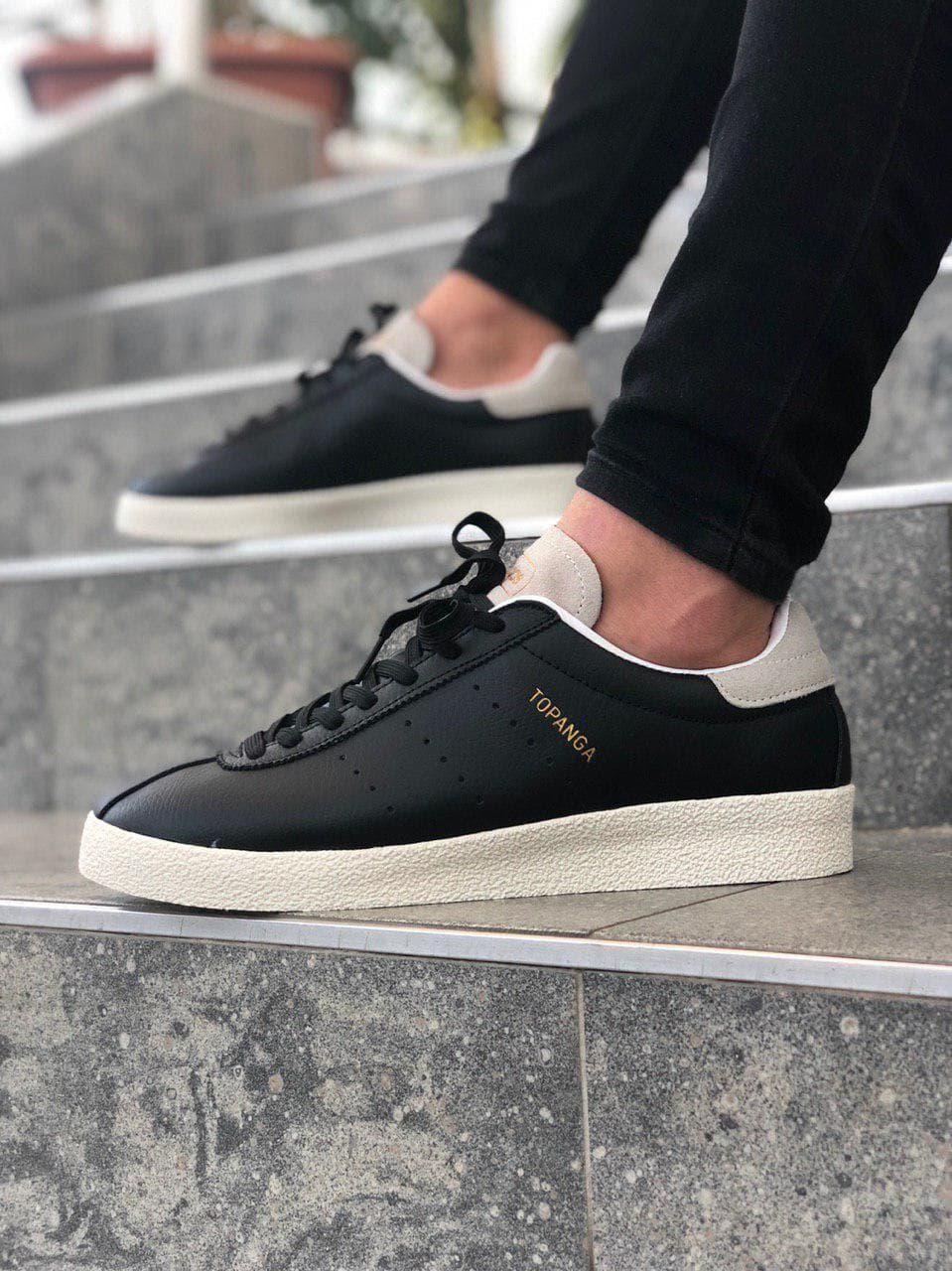 Жіночі кросівки Adidas Topanga Black Cream