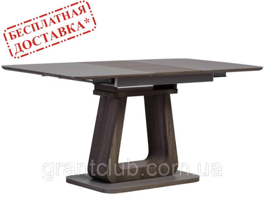 Стол TML-521-1 матовый серый + серый дуб (бесплатная доставка)