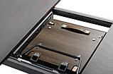 Стол TML-521-1 матовый серый + серый дуб (бесплатная доставка), фото 6
