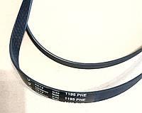 Ремень  PHE 8 1195 «Hutchinson» черный для стиральной машины Indesit Ariston Оригинал, фото 1