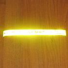 """Велосипедный светоотражающий браслет лента полоска на запястье / фликер ПРЕМИУМ """"ЗАМША"""" (БЕЗ НАДПИСЕЙ / 44 СМ), фото 2"""