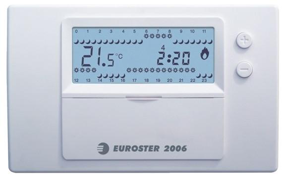 EUROSTER 2006 (Польша) комнатный регулятор недельный - Hot.LAND в Днепре