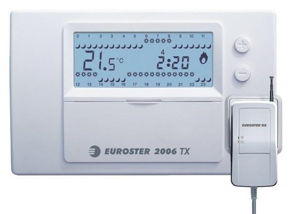 EUROSTER 2006TXRX (Польша) терморегулятор недельный беспроводной - Hot.LAND в Днепре