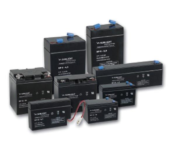 Батареи аккумуляторные для ибп