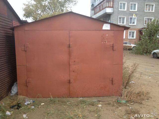 Гараж сборный купить цена изготовление железного гаража в екатеринбурге