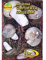"""Мицелий грибов - """"Сыроежка пищевая""""  10г"""