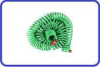 Шланг поливочный Intertool - 30 м спиральный