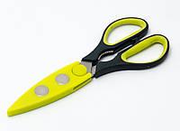 """Кухонные ножницы с протектором на магните 8"""" Maestro MR 1440"""