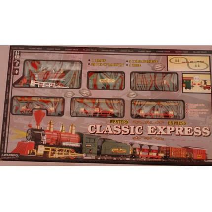 Детская железная дорога L3103 Classic Exspress (39 деталей), фото 2