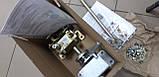Роз'єднувач зовнішній РЛНДз 10/630 з приводом ПРНз, фото 3