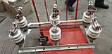 Разъединитель наружный РЛНДз 10/630 з приводом ПРНз, фото 4