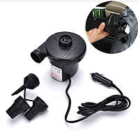 Электрический насос компрессор YF-207 12V от автомобильного прикуривателя (3439)3