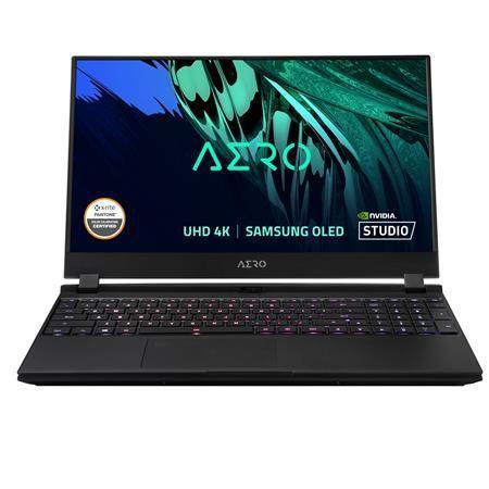"Gigabyte AERO 15 OLED 15.6"" 4K UHD Gaming Notebook Computer (AERO 15 OLED YD-73US624SP)"