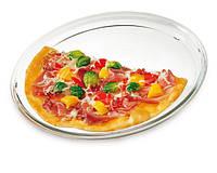 Форма для пиццы из жаропрочного стекла 32см Simax s6826