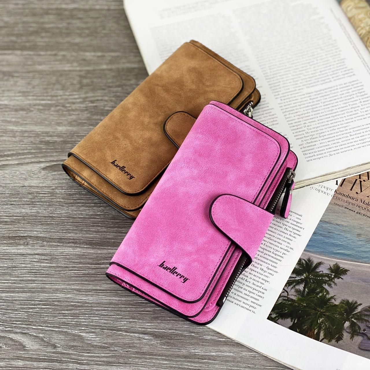 Жіночий гаманець клатч baellerry n8591