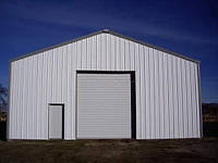 Изготовление железных гаражей