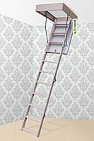 Чердачная лестница Bukwood Compact Mini 90х60, 90х70, 90х80, 90х90, 100х60, 100х70, фото 1