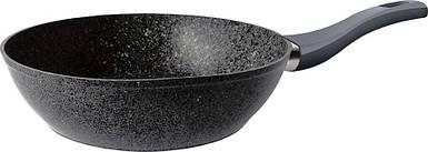 Сковорода Gusto Marble глубокая 28 см GT-2105-28