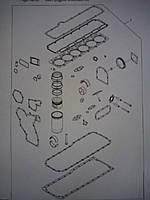 Ремкомплект двигуна 9.0 л John Deere RE531100, DZ10599