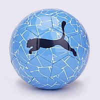 Футбольный мяч Манчестер Сити Puma MC FC ftblCore Fan Ball Blue original