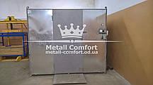 Термокамера для производства резиновой плитки