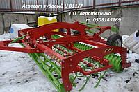Культиватор 4,2 м для обработки почвы посевные на зубьях U 811/7