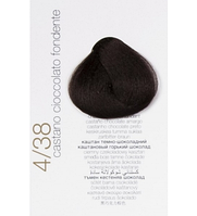 КРЕМ-КРАСКА COLORIANNE Prestige № 4/38 (шоколадный шатен)