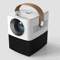 Мини светодиодный проектор DL-WL7 андроид WIFI / проектор для домашнего кинотеатра с HDMI USB WiFi3