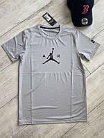 Спортивная футболка Jordan AIR Gray