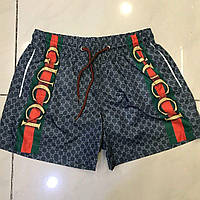 Мужские качественные шорты для плаванья S- XXL Gucci