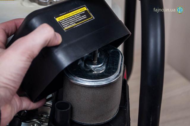 переделка бензиновой мотопомпы на газ
