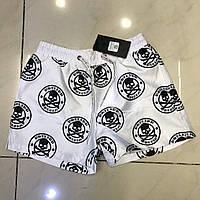 Мужские качественные шорты для плаванья S- XXL Philipp Plein original