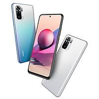 Смартфон Xiaomi Redmi Note 10S NFC 6/64 Gb White Global Version  MediaTek Helio G95 5000 мАч, фото 5