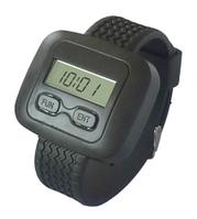Cистема вызова официанта, медперсонала, персонала Пейджер наручный (часы) HCM5000