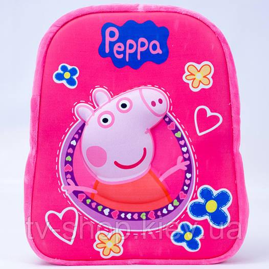 Рюкзак 3D свинка Пепа