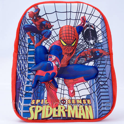 Рюкзак 3D Спайдермен