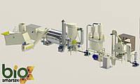 Линия гранулирования 800-1100 кг/ч (Basic + A + P)