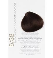 КРЕМ-КРАСКА COLORIANNE Prestige № 6/38 (темный шоколадный блонд)
