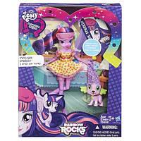 Мій маленький поні Equestria Дівчата Сутінки і Спайка