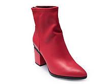 Ботинки LEDY MARCIA M1909-66-1653 36 Красные, КОД: 1637159