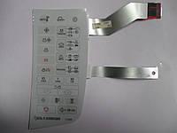 Мембрана управления микроволновой печи Samsung C106R, DE34-00189C, фото 1