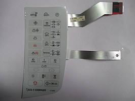 Мембрана управления микроволновой печи Samsung C106R, DE34-00189C