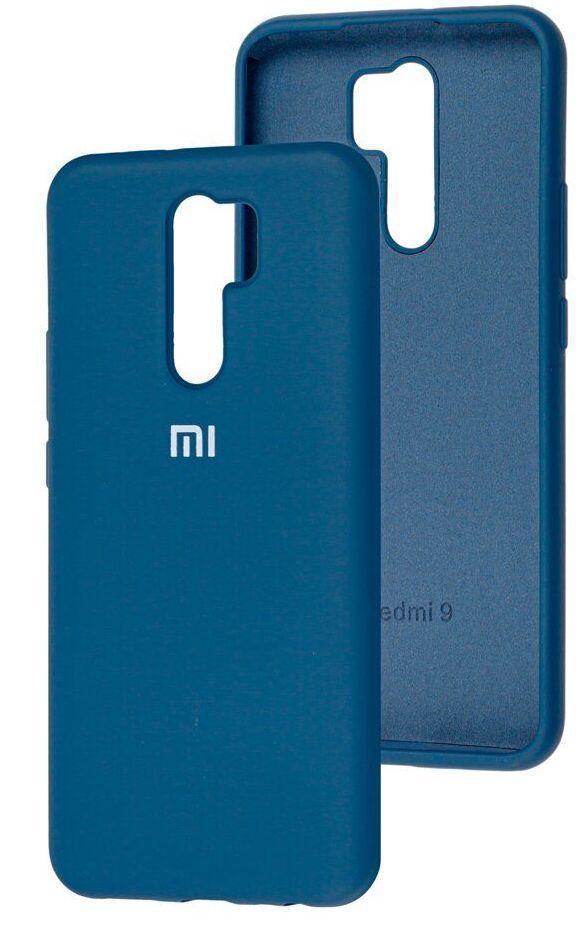 Чохол бампер Original Case/ оригінал для Xiaomi Redmi Note 8 Pro (синій)