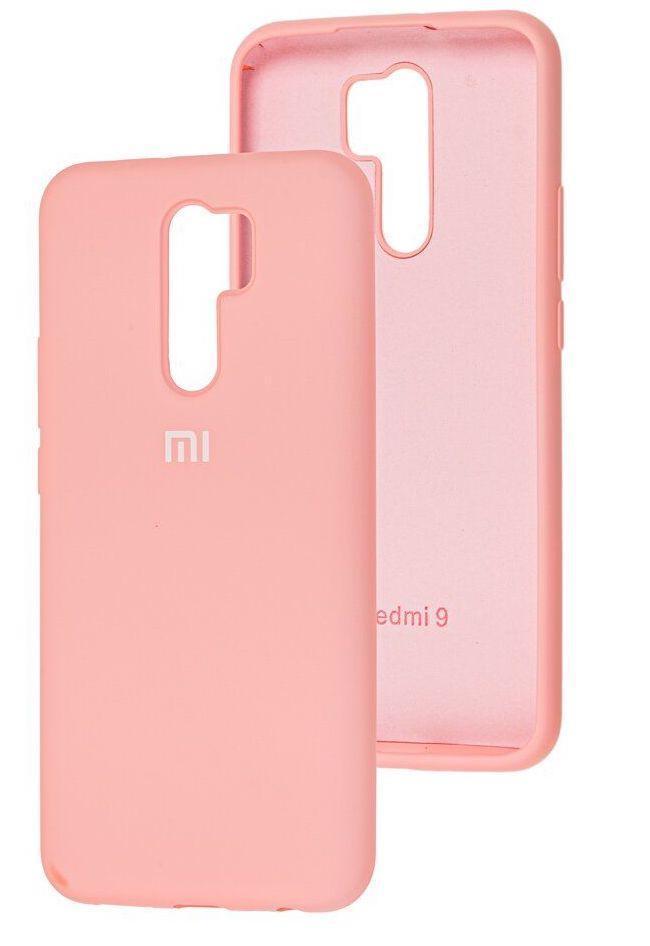 Чехол бампер Original Case/ оригинал  для Xiaomi Redmi Note 8  Pro (розовый)