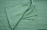 Летнее покрывало Pike INOVA Cool mint (mavi) постельное бельё евро, фото 3