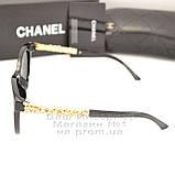 Женские солнцезащитные очки Chanel с поляризацией для водителей Поляризационные Шанель Брендовые реплика, фото 3